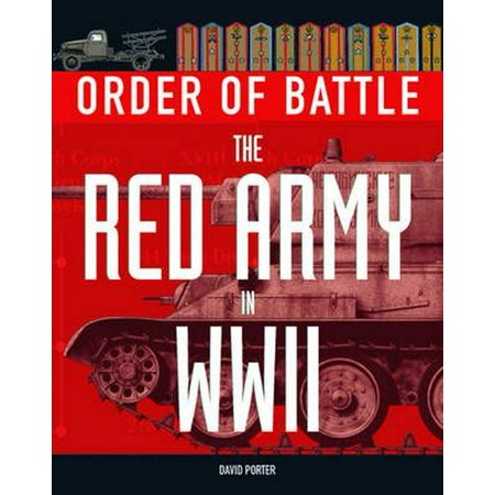 Order Of Battle: The Red Army In World War 2