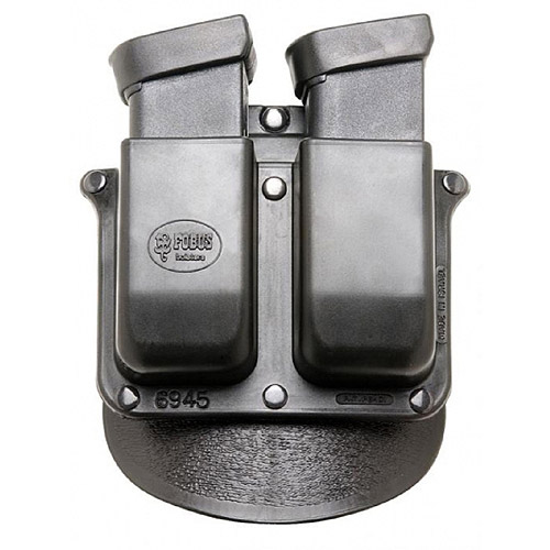 Fobus Double Magazine Pouch 10mm, 45ACP Glock by Fobus