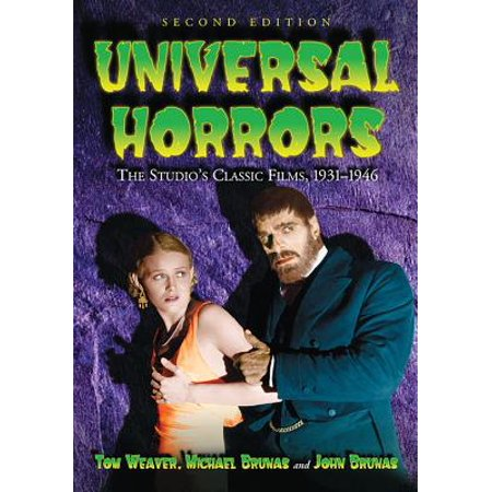 Universal Studios Halloween Singapore Review (Universal Horrors : The Studio's Classic Films, 1931-1946, 2D)