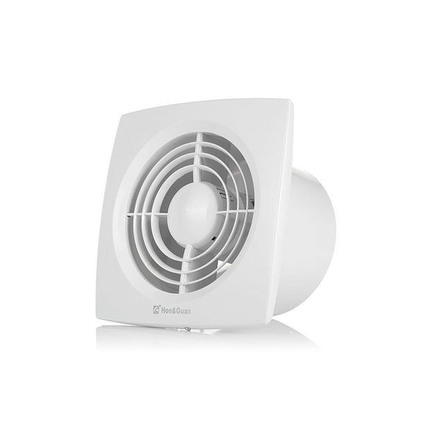 Hon Guan 6 Home Ventilation Fan Bathroom Garage Exhaust Fan Ceiling And Wall Mount Exhaust Fan For Kitchen Bathroom Super Silent Strong Exhaust High Cfm 150d Walmart Com Walmart Com