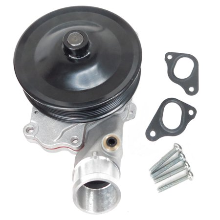 NEW WATER PUMP FITS LAND ROVER DISCOVERY HSE SE 1ST 3.0L 2017 LR0-97165