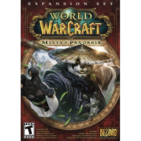 World of Warcraft: Mists of Pandaria - PC/Mac -