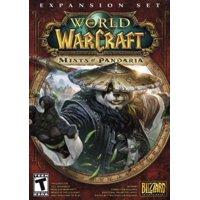 world of warcraft: mists of pandaria - pc/mac - (obsolete)