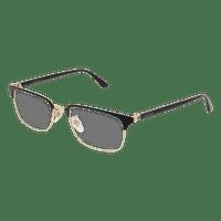 abd760bc1b64 Product Image Gucci GG0131O Eyeglass 53mm BLACK