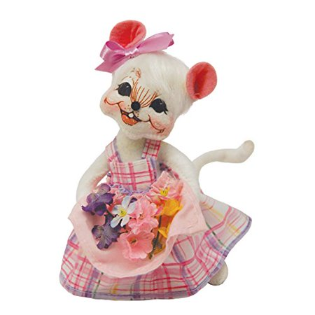 Annalee - 6in Spring Flowers Mouse