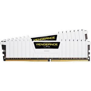 Corsair Vengeance LPX 16GB DDR4 3200 C16 for DDR4 Systems - White