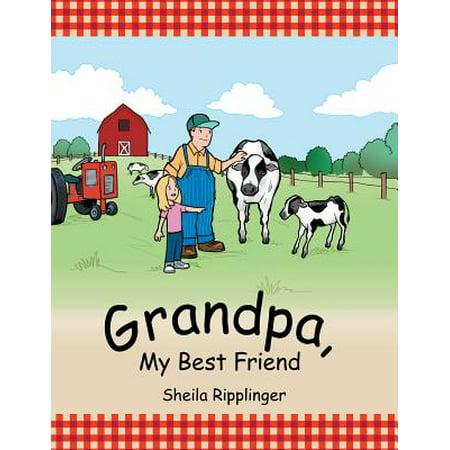 Grandpa, My Best Friend - eBook