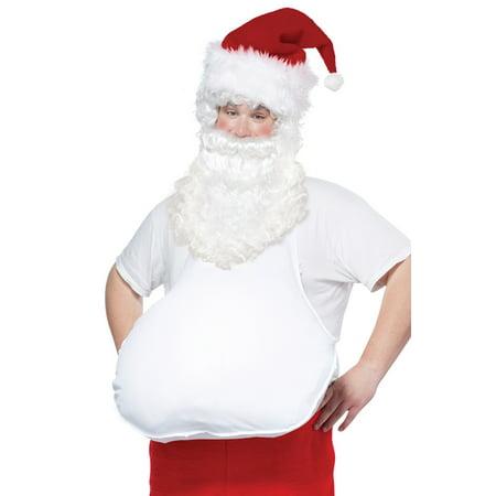 Santa Belly Apron