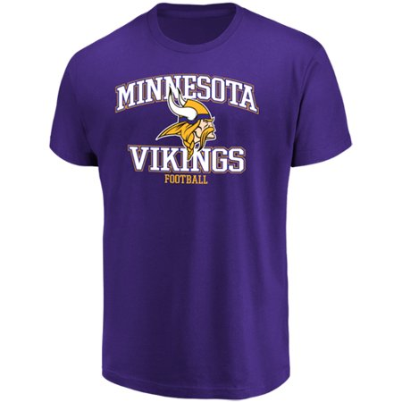 Men's Majestic Purple Minnesota Vikings Greatness T-Shirt - Vikings Outfits