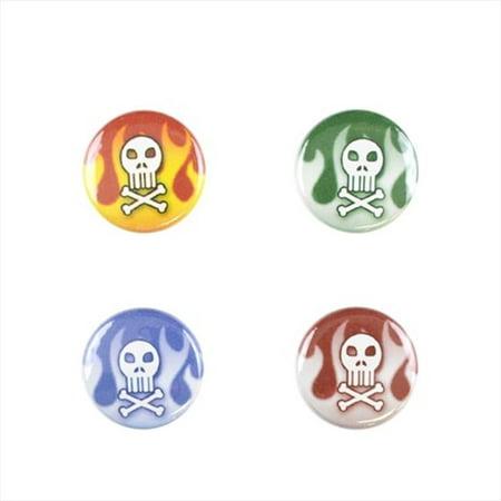 Il Bere C-FYM-D vins et boissons Charms Collection Mens - Skull and Crossbones - image 1 de 1