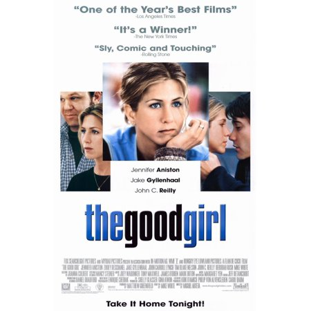 I Need A Good Costume For Halloween (Good Girl - movie POSTER (Style B) (11