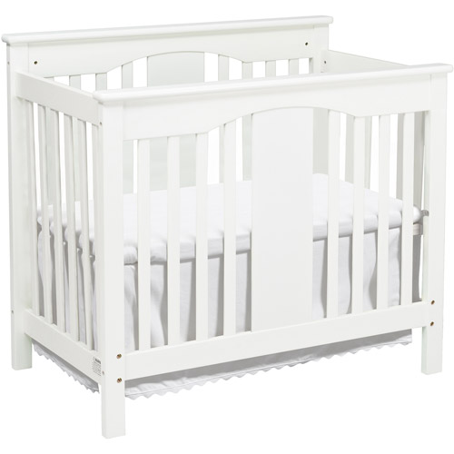 DaVinci Annabelle 2-in-1 Mini Crib and Twin Bed