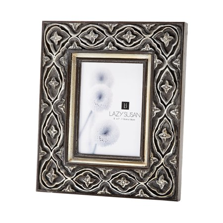Hand Carved Ornate Frame - 5 X 7 - image 1 of 1