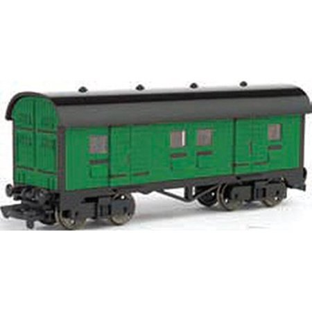 Bachmann 77018 HO Scale Thomas and Friends Green Mail Car