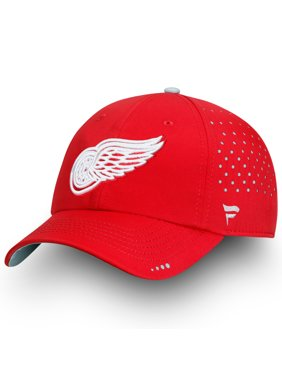 e679d217 Product Image Detroit Red Wings Fanatics Branded Made2Move Fundamental Adjustable  Hat - Red - OSFA