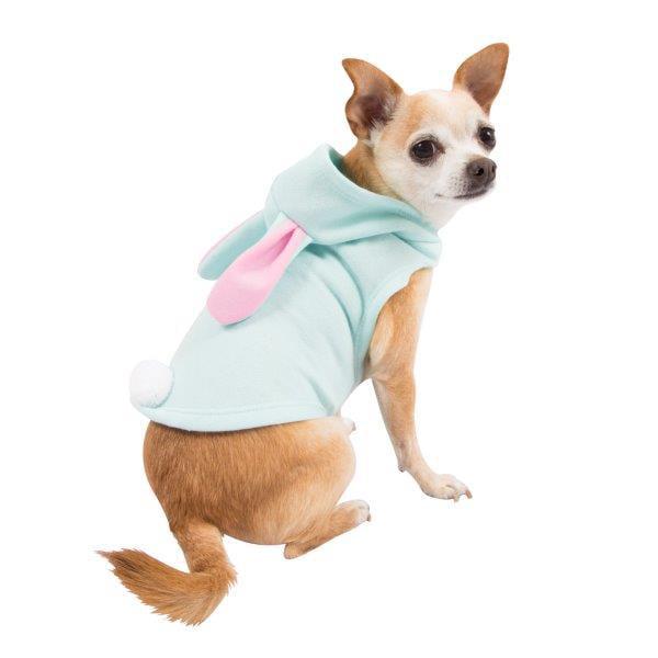 Simplydog Blue Bunny Costume Xs