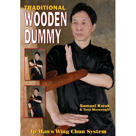 Wing Chun : Traditional Wooden Dummy (Single Dummy Wing)