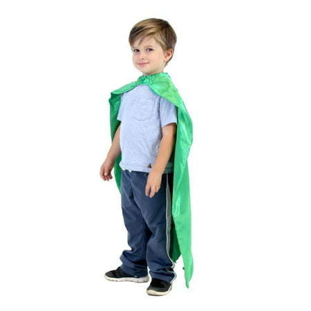 Reversible Child Superhero Costume Cape](Superhero Female Costume)