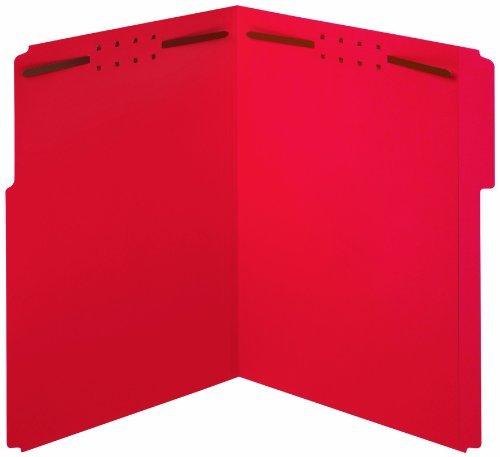 Pendaflex 1/3-cut Top Tab Fastener Folders -PFX22740