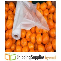 "11"" x 17"" Produce Polyethylene Bags on a Roll, Food Storage Clear Bags 6000-Pack by SSBM"