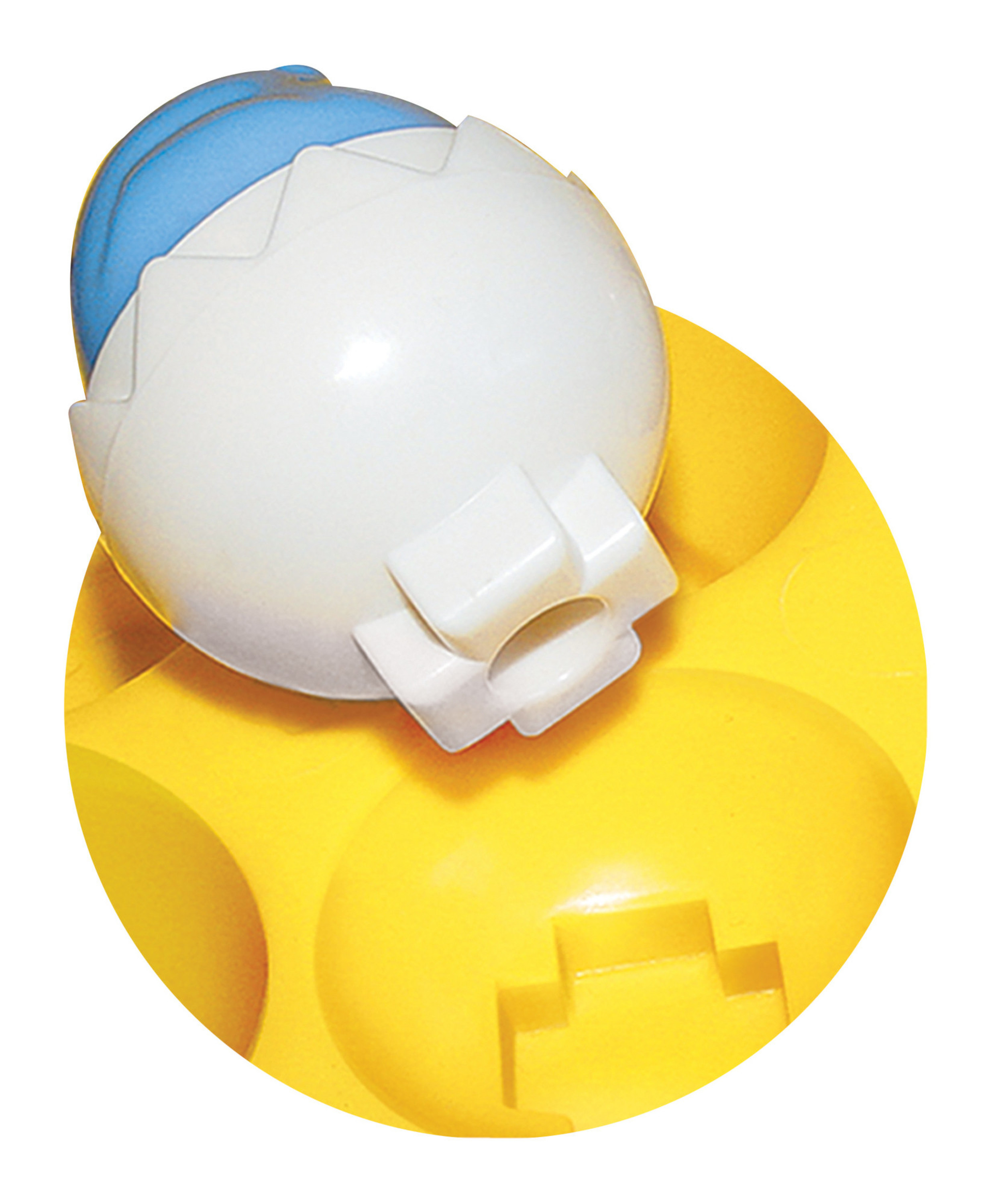 TOMY Play to Learn Hide /'n/' Squeak Eggs Baby Toddler Activity Learning Toy New