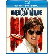 American Made (Blu-ray + DVD + Digital) by