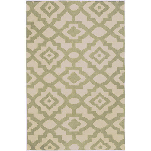 Candice Olson Rugs Market Place Sage Green Area Rug