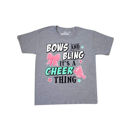 Bows and Bling Its a Cheerleading Thing Youth
