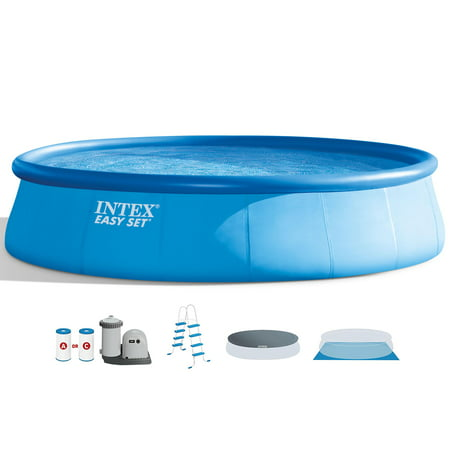 Best Above Ground Pool Vacuum (Intex 18' x 48