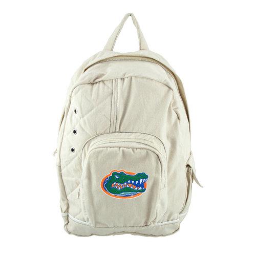 NCAA - Florida Gators Natural Old School Backpack