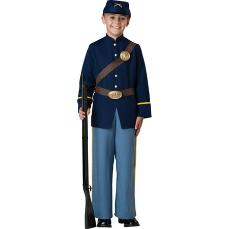 Civil War Soldier Child Costume - Kids Soldier Costumes