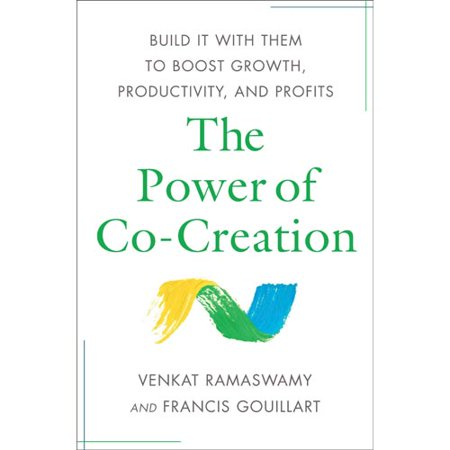 The Power Of Co Creation  Build It With Them To Boost Growth  Productivity  And Profits