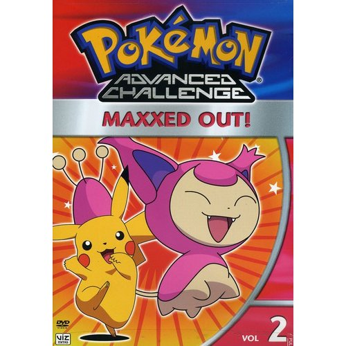 Pokemon Advanced Challenge Maxxed Out (Vol. 2) by