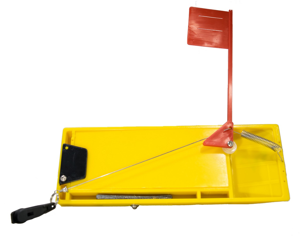 """Yellow Bird Fishing Products Totally Redesigned New 8/"""" Medium Planer Board"""