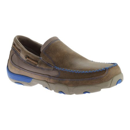 Men's Twisted X Boots MDMS005 Driving Moc Slip