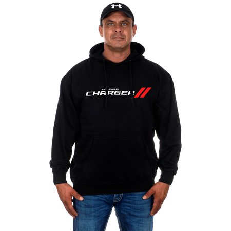 Men's Dodge Charger Pull Over