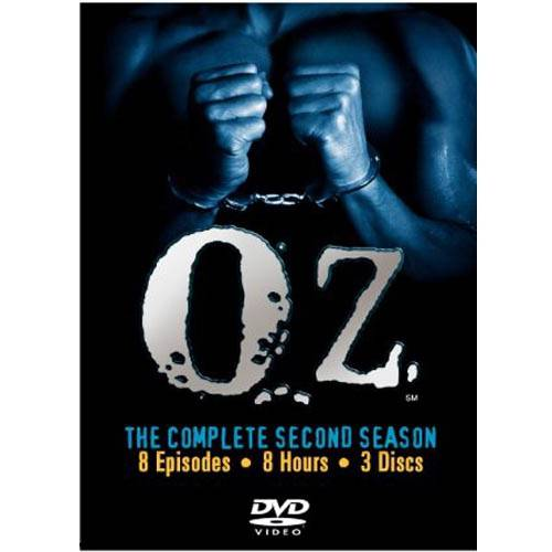 Oz-complete Second Season [dvd]