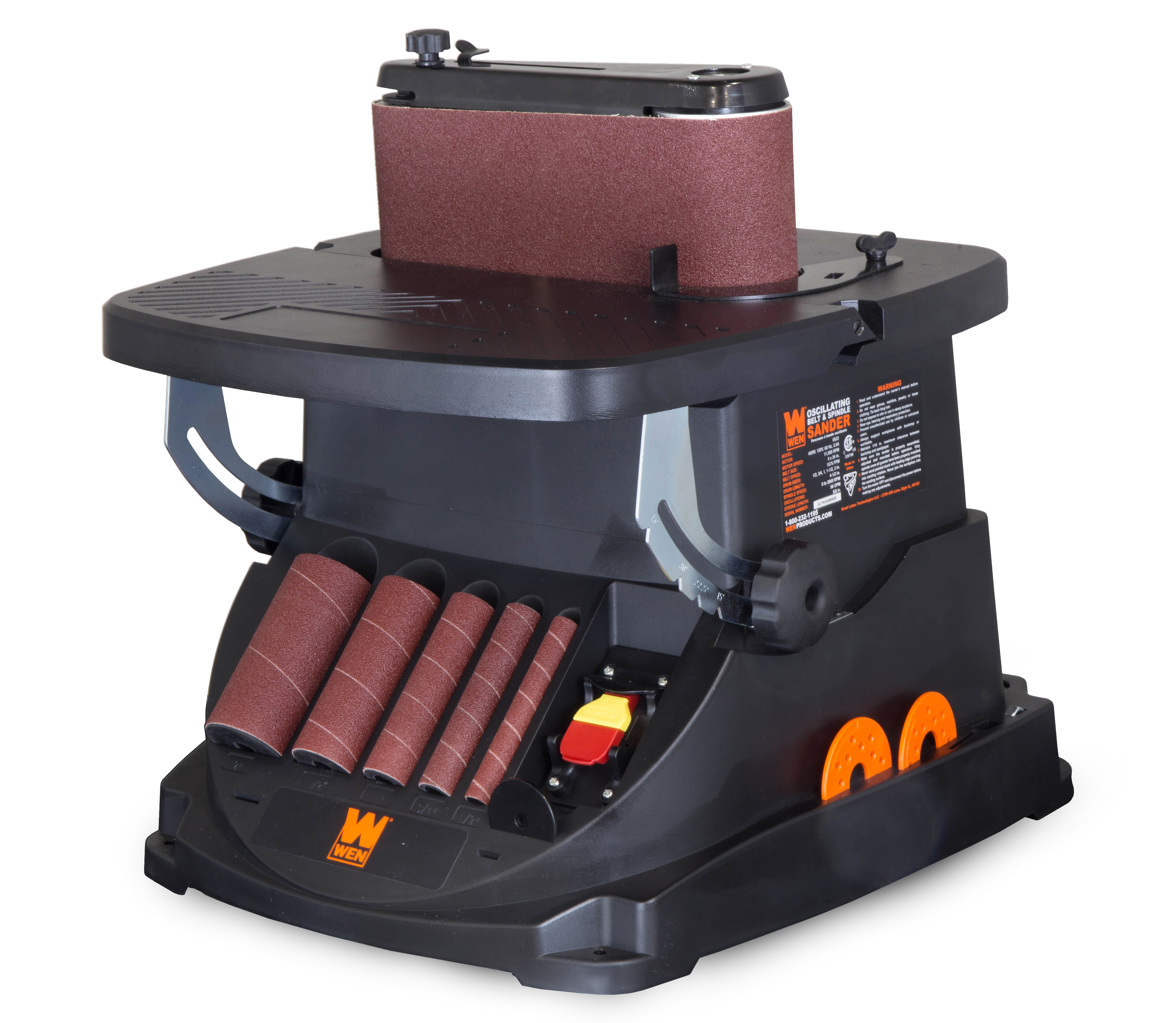 WEN Oscillating Belt and Spindle Sander by WEN