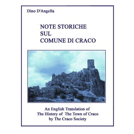 The History of the Town of Craco - image 1 of 1