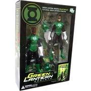 DC Green Lantern Green Lantern Rebirth Collector Set Action Figure 2-Pack