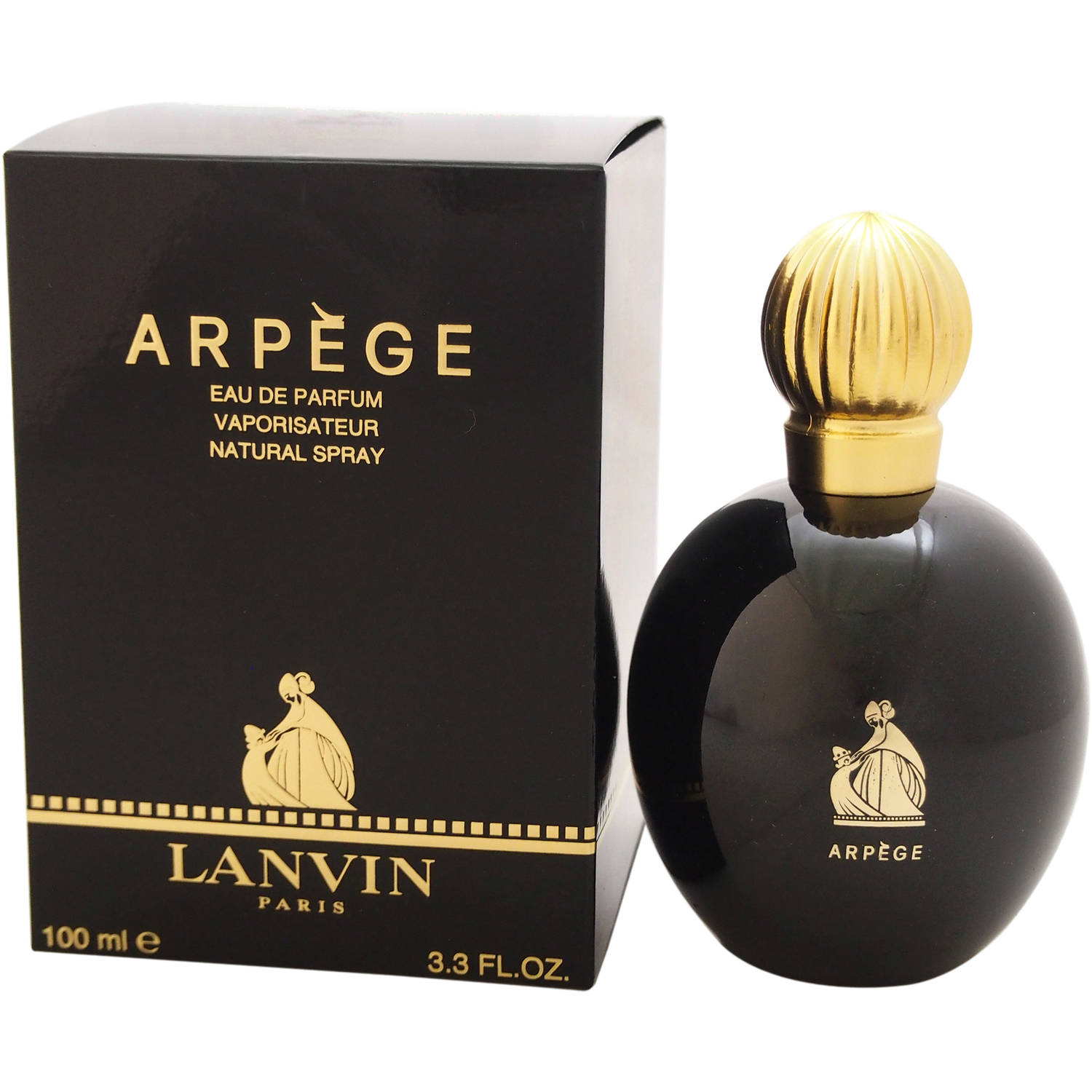 Lanvin Arpege Eau de Parfum Spray for Women, 3.4 fl oz