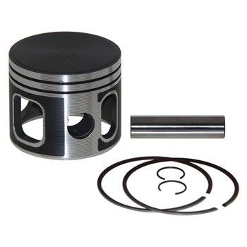 Wiseco Piston Kit .030 Johnson Evinrude 3cyl Bore Size 3.030 Pro #: 3115P3 X-Ref #: 396583 18-4104, 24080, 396583, 5006666, 9-53418 (Prop Kit)
