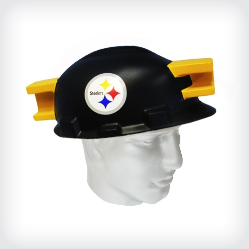 NFL Team Mascot Foamhead Hat: Pittsburgh Steelers - image 1 of 1