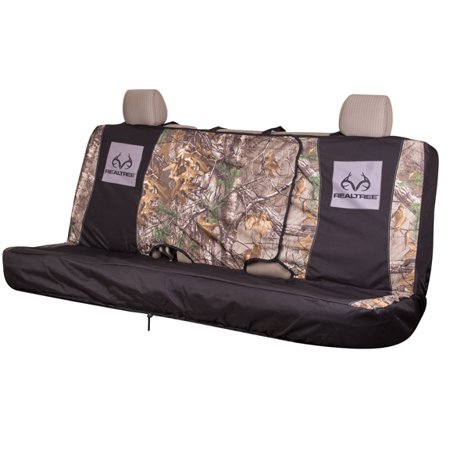 Realtree Camo Bench Seat Covers