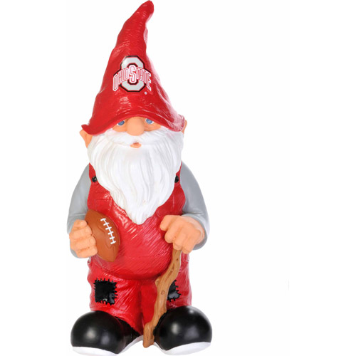 Forever Collectibles NCAA Team Gnome, Ohio State University Buckeyes