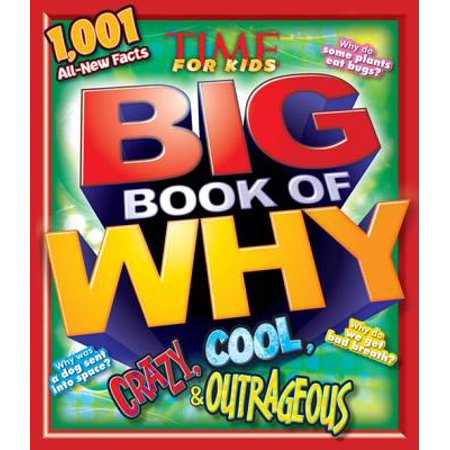 Crazy, Cool & Outrageous (TIME For Kids Book of WHY) - eBook](Crazy Cool)