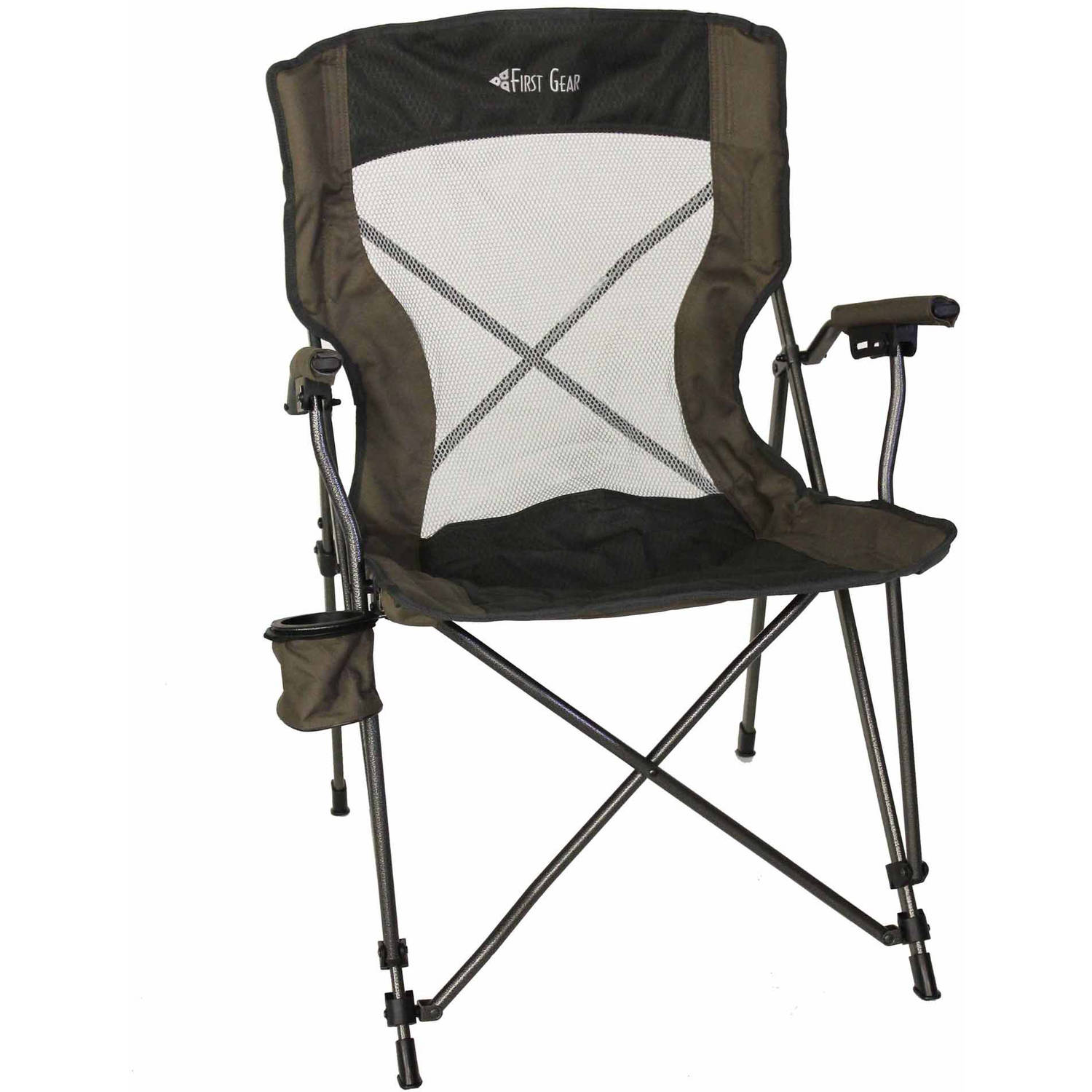 Tex Sport Deluxe Hard Arm Chair