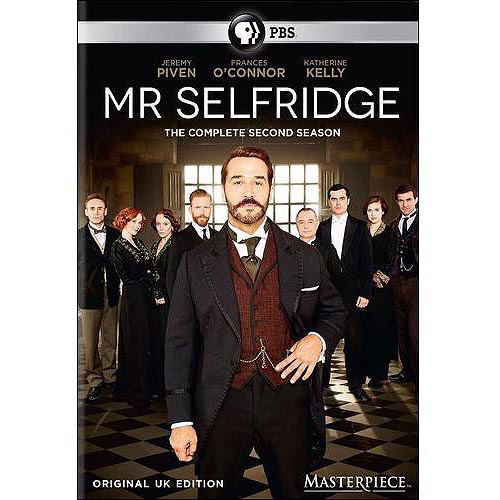 Mr. Selfridge: The Complete Second Season (DVD)