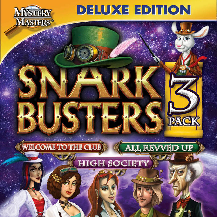 Mystery Masters Snark Busters Trilogy