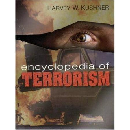 Encyclopedia Of Terrorism By Harvey Kushner